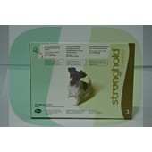Stronghold 60 mg Dog 5,1-10 kg, 3 pipettes x 0,5 ml