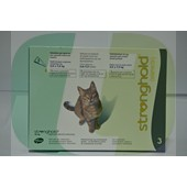 Stronghold 45 mg Cat 2,6-7,5 kg , 3 pipettes x 0,75 ml