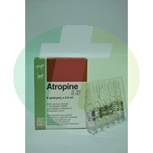 Atropine Sulfate 0.5 mg/ml, 2 ml
