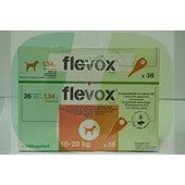 Flevox Dog Medium, 3 pipettes