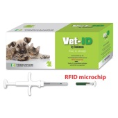 Small animal identification microchip VetID Standard