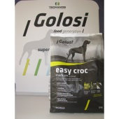 Golosi Dog Easy Croc Medium - 3 Kg