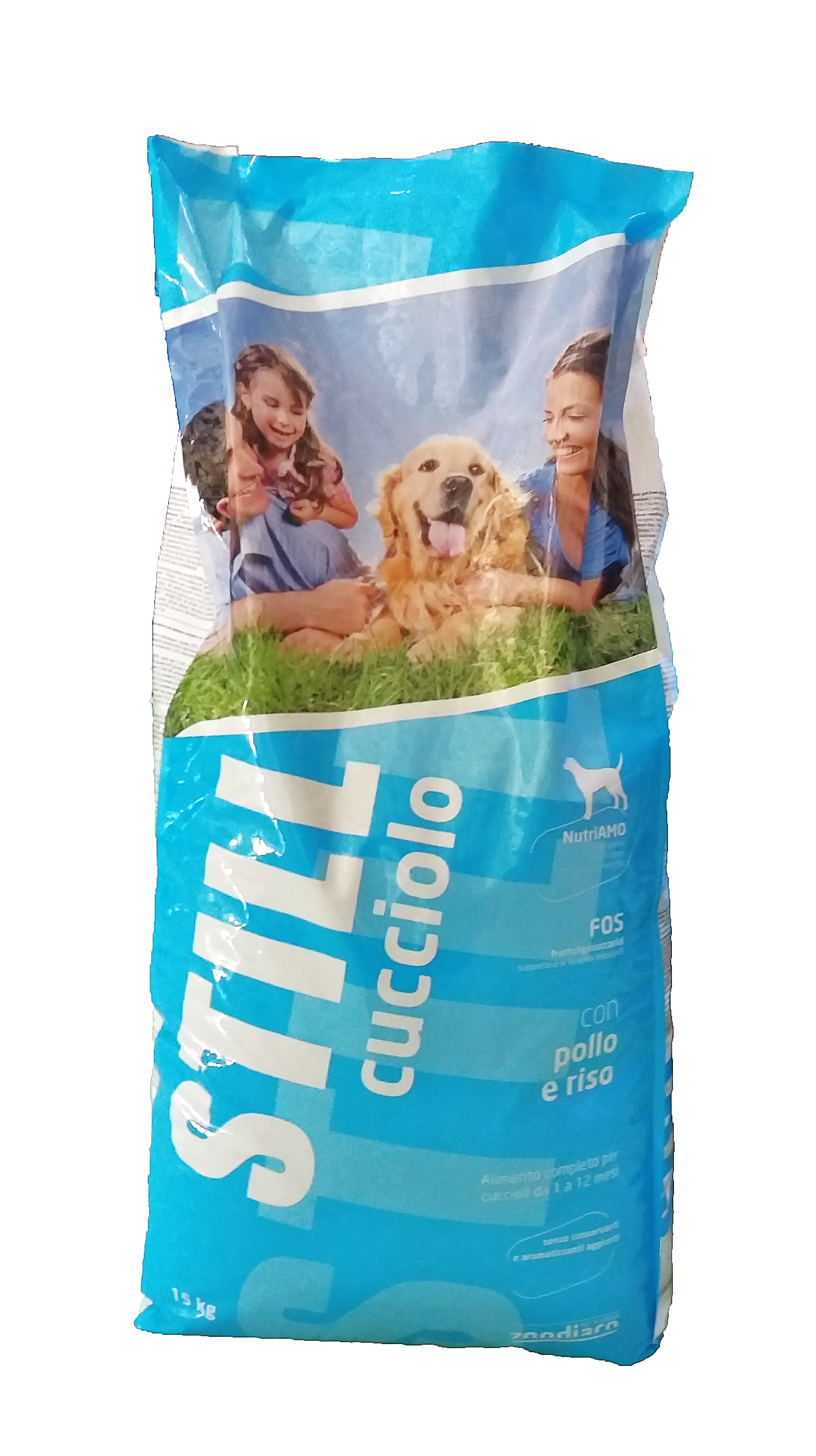 Still Dog Cucciolo (Puppy) 15 Kg, High Premium (Made in Italy)