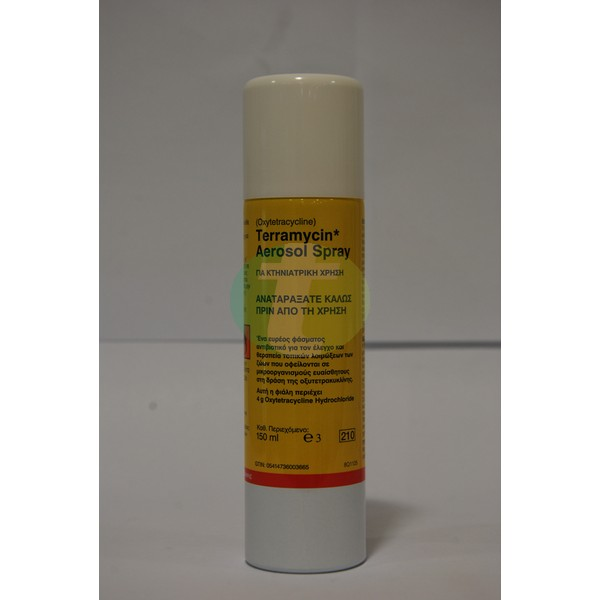 Terramycin Aerosol Spray, 150 ml