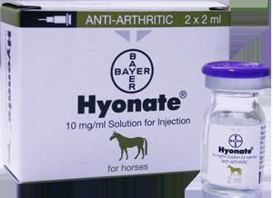 Hyonate, 2 x 2.5 ml
