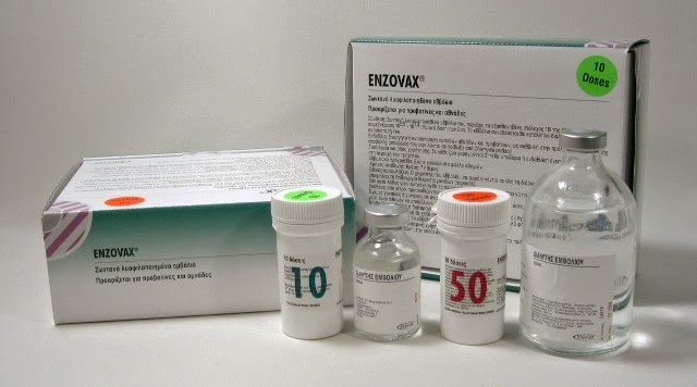 Enzovax, 50 DS