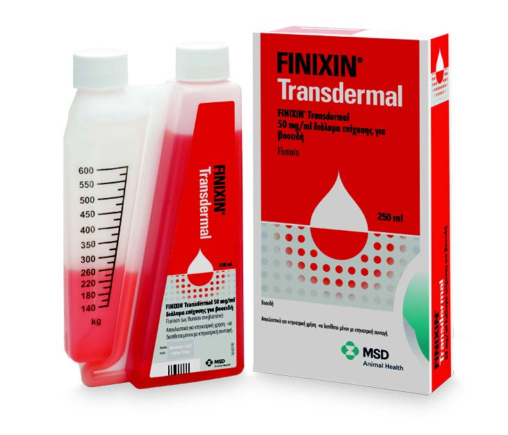 Finixin Transdermal, 250 ml