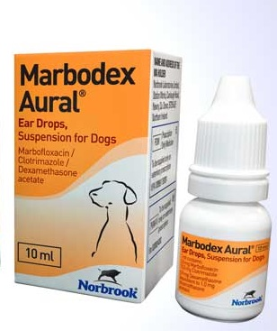 Marbodex Aural, 10 ml