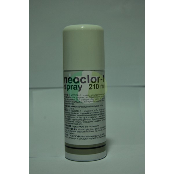 Neoclor-T Spray, 210 ml