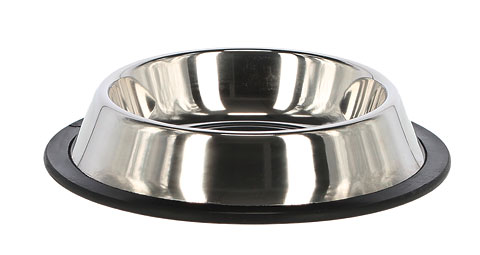 Feeding bowl with rubber, 500 ml