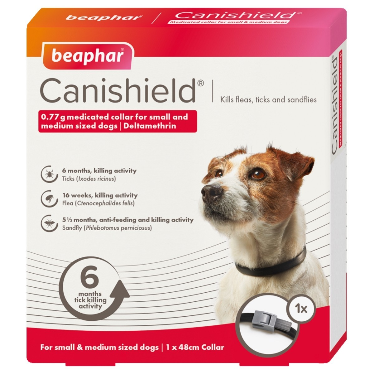 Canishield Collar, 48 cm