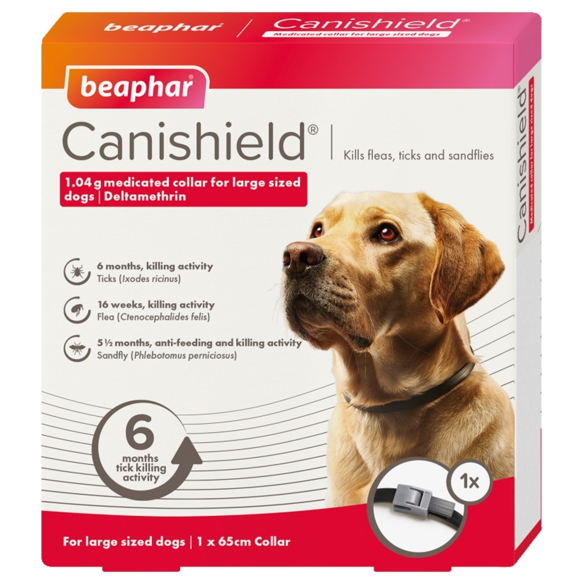 Canishield Collar, 65 cm