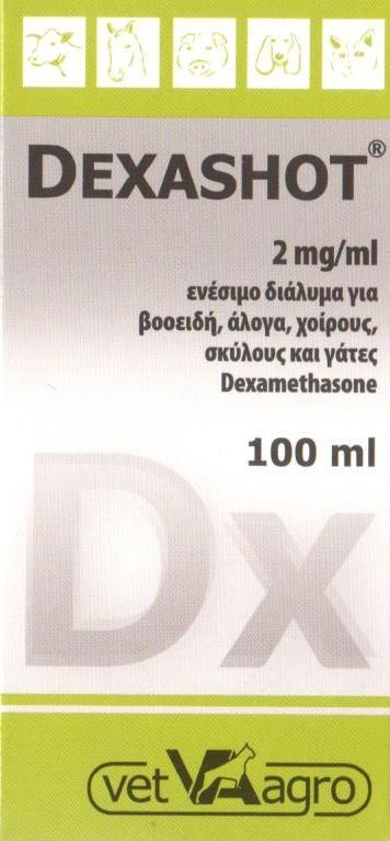 Dexashot, 100 ml