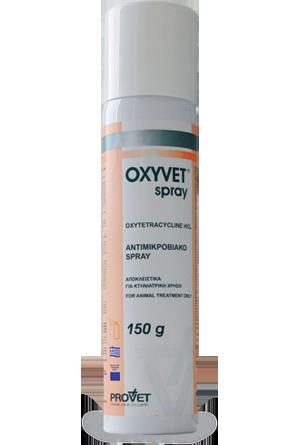 Oxyvet Spray, 150 gr