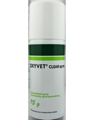 Oxyvet Clear Spray, 95 gr