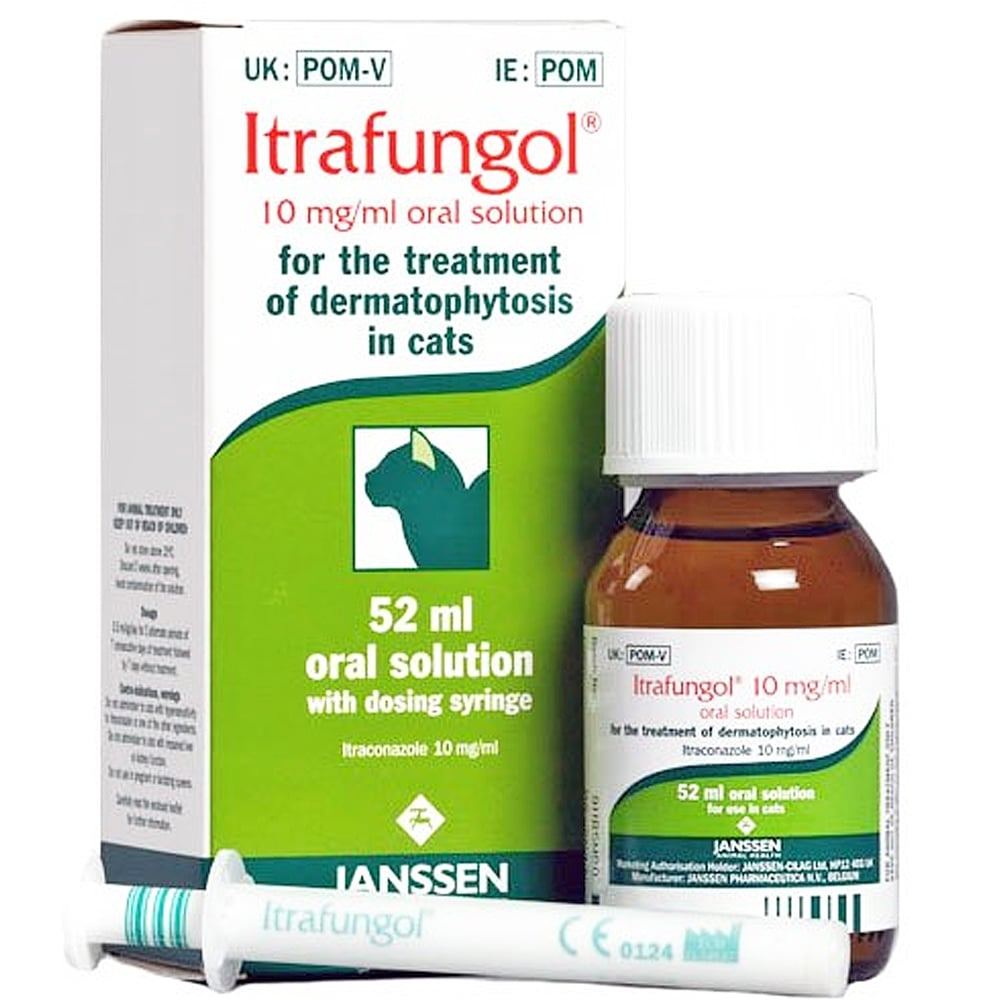Itrafungol Oral, 52 ml