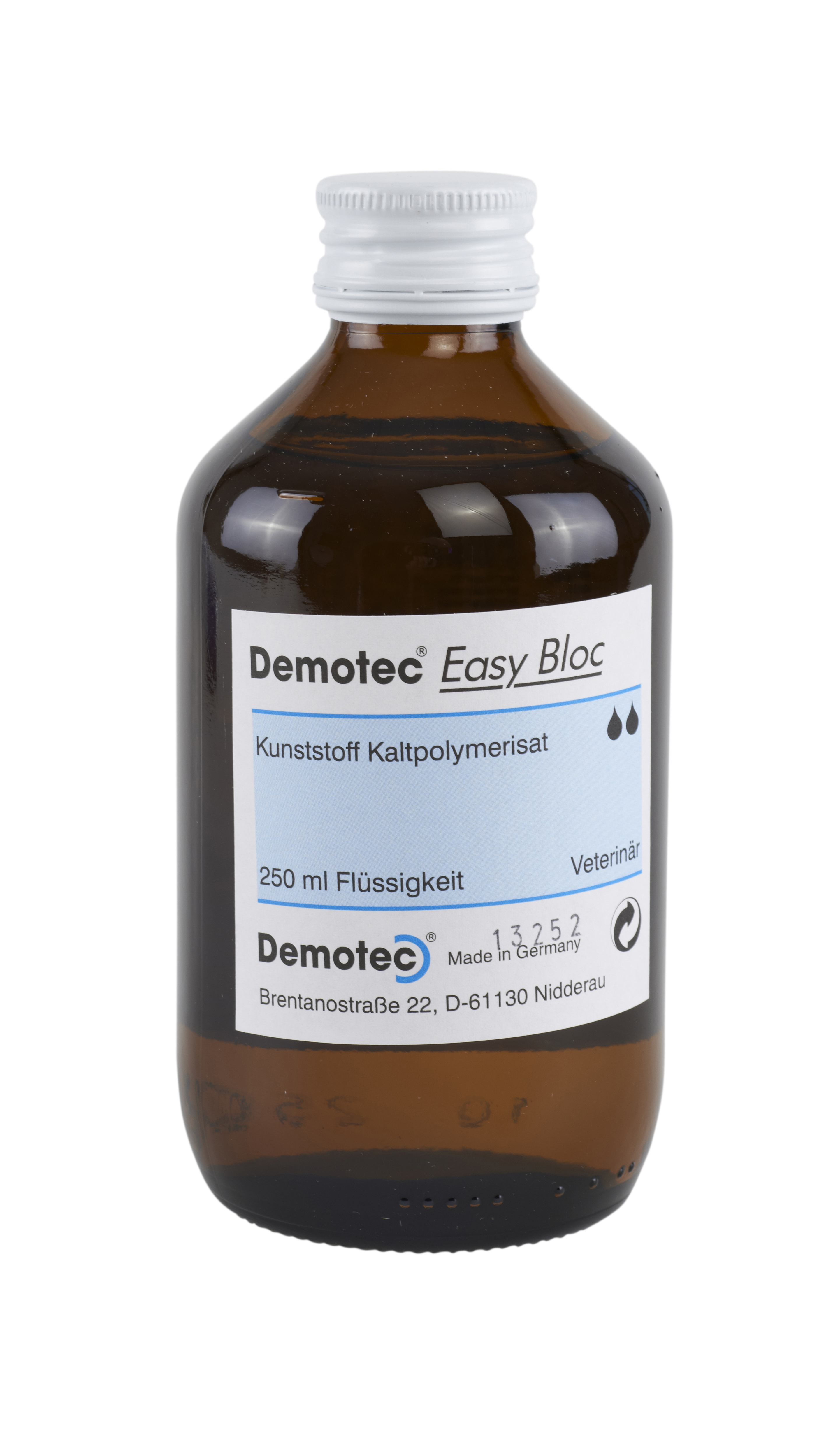 Demotec Easy Bloc Liquid, 250 ml