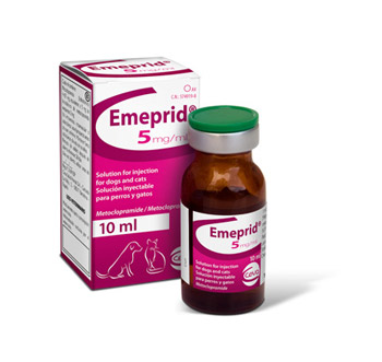 Emeprid 5 mg, 10 ml