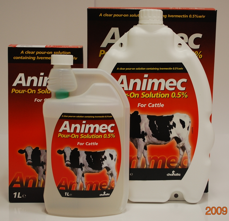 Animec Pour On Solution, 1lt