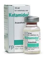 Ketamidor 10%, 10 ml