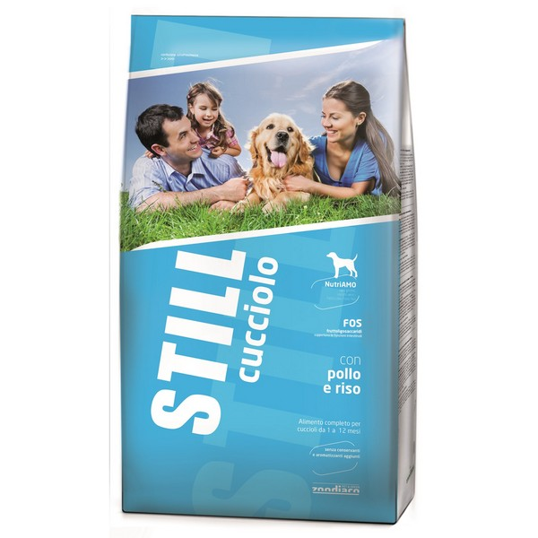 Still Dog Cucciolo (Puppy) 20 Kg, High Value Eco PLUS (Made in I