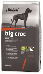 golosi big croc maxi packaging